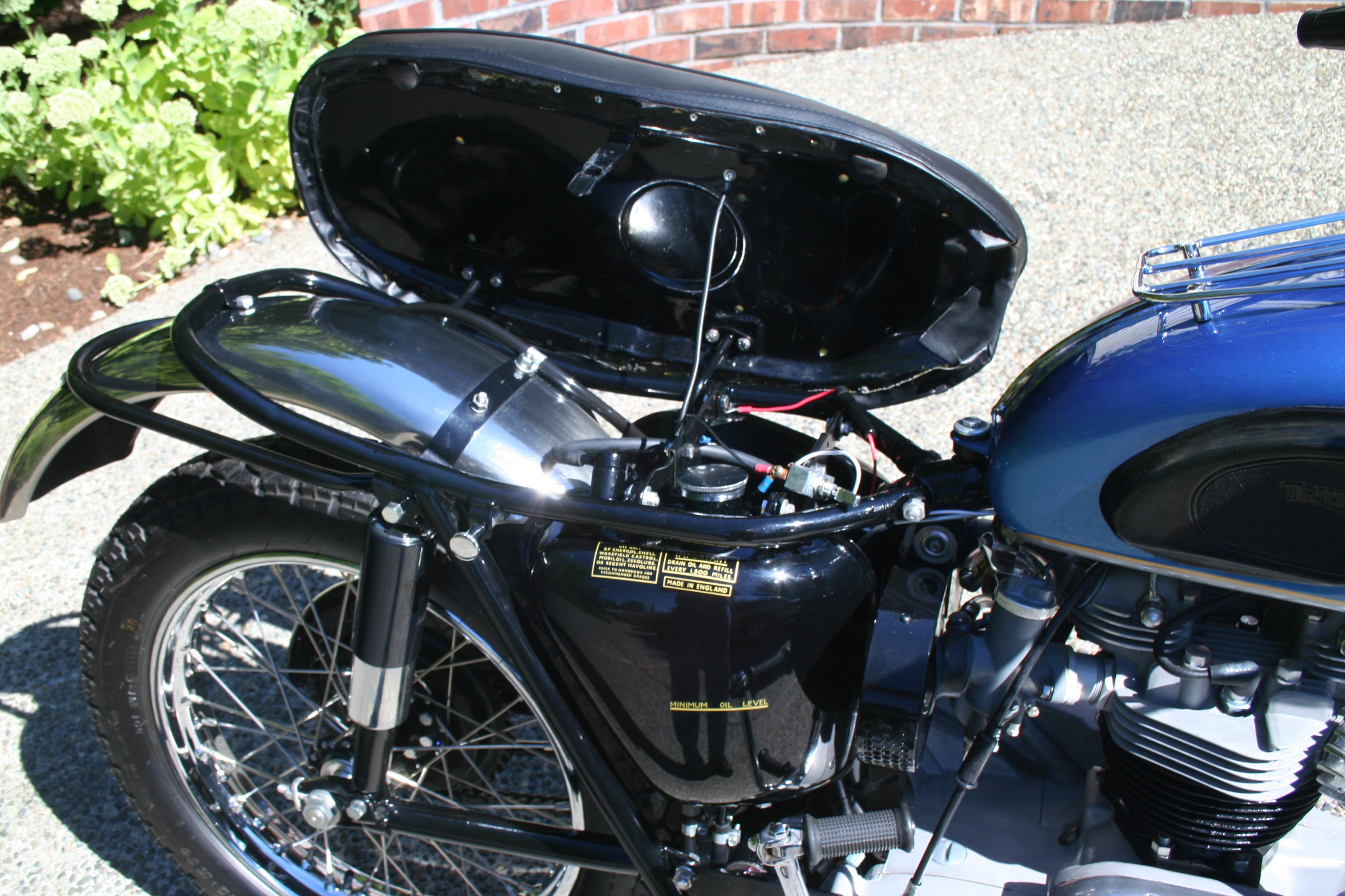 wayne s triumph motorcycles sold 1965 triumph bonneville t120c rh triumphmotorcycles typepad com 1970 Triumph Bonneville 750 Electrical 2001 Triumph Bonneville Engine Diagram