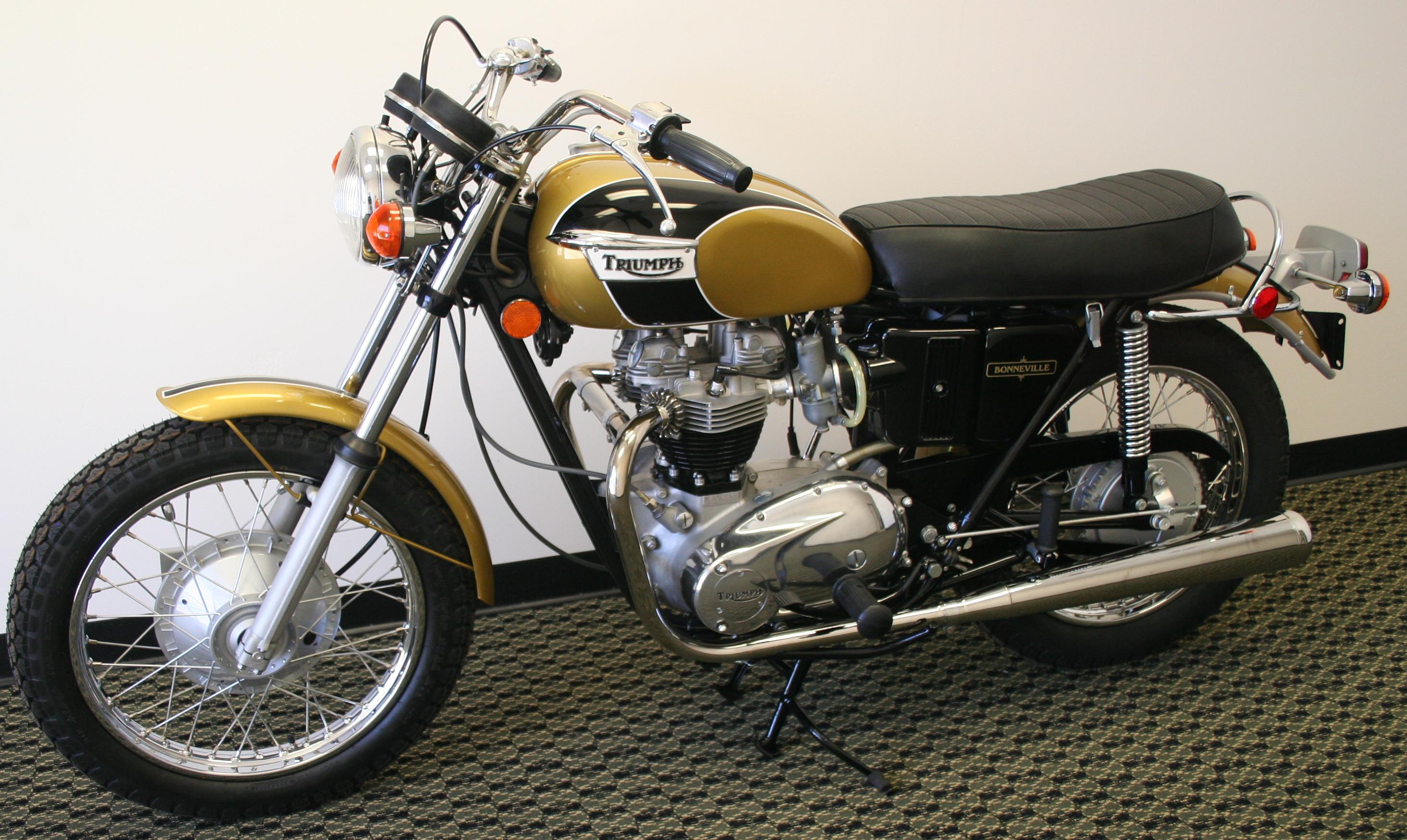 1970 Bonneville Triumph Ide Dimage De Moto Wiring Harness For 1971 Motorcycle Waynes Motorcycles