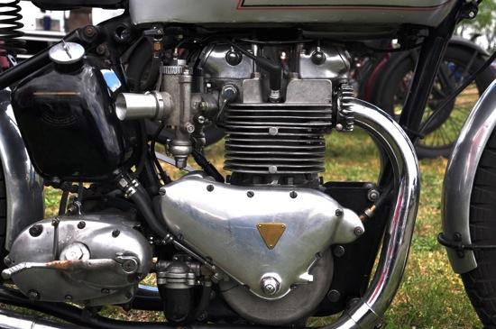 Wayne's Triumph Motorcycles: