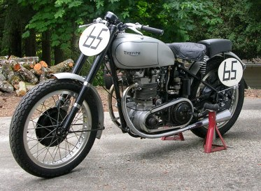1949 Triumph GP3