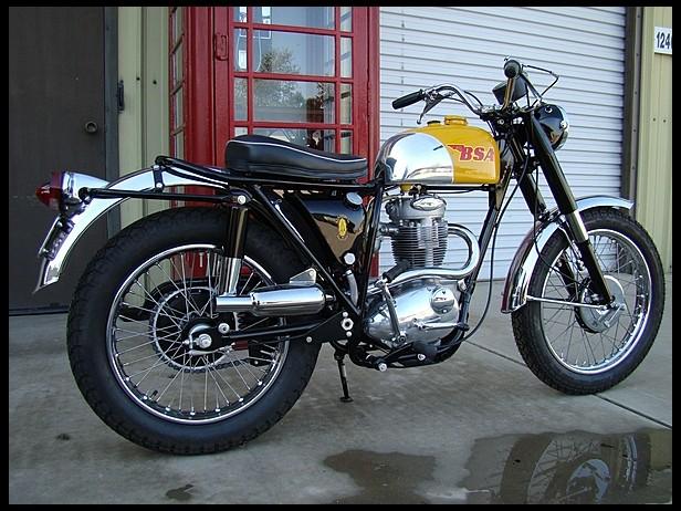 1966-BSA-Victor-441--