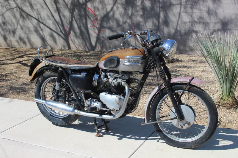 Waynes Triumph Motorcycles
