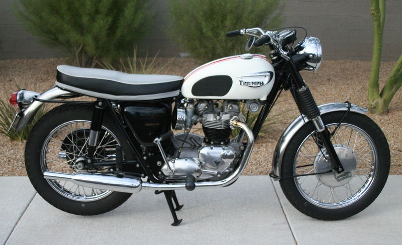 Wayne S Triumph Motorcycles Preview Of