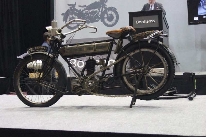 Wayne S Triumph Motorcycles Report